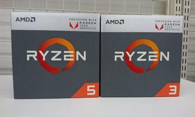 Ryzen 5 2400G y Ryzen 3 2200G: Rendimiento con 8 GB y 16 GB de RAM 67