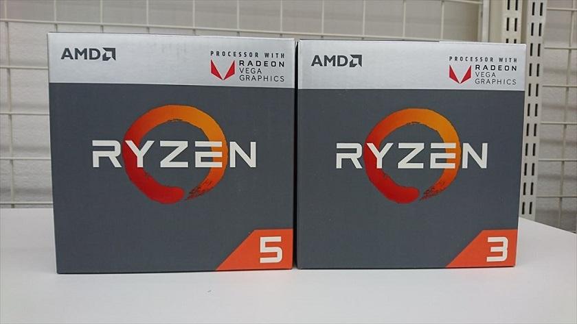 Ryzen 5 2400G y Ryzen 3 2200G: Rendimiento con 8 GB y 16 GB de RAM 28