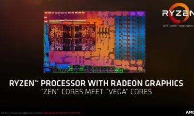 AMD Ryzen 5 2400GE y Ryzen 3 2200GE; versiones de bajo consumo 155