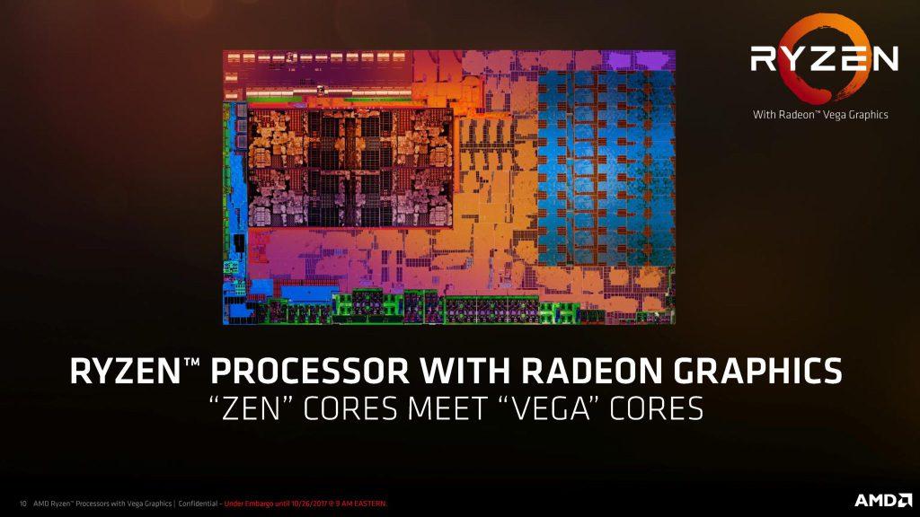 AMD Ryzen 5 2400GE y Ryzen 3 2200GE; versiones de bajo consumo 29