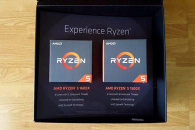 Listado el Ryzen 5 2600 en Geekbench; especificaciones