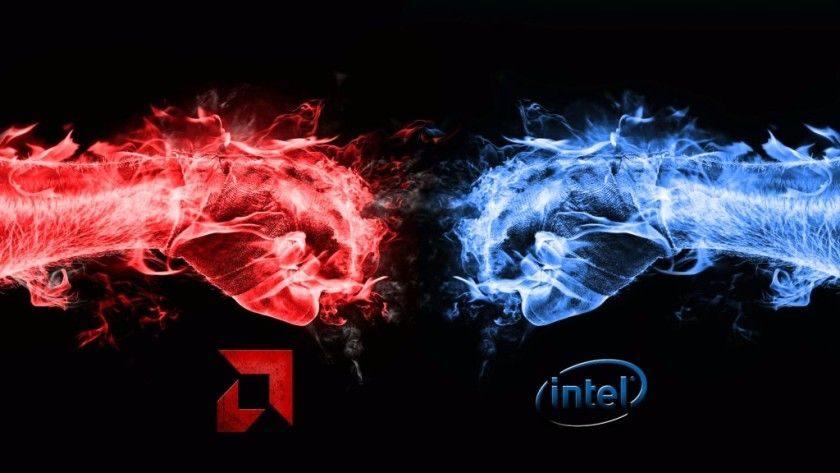 Coffee Lake ha ayudado a Intel a volver a adelantar a Ryzen de AMD