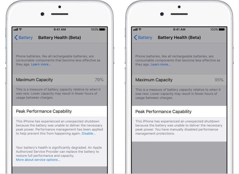 iOS 11.3 Beta 2 introduce Salud de la Batería, todo lo que debes saber 30