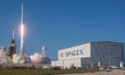 SpaceX probará la construcción de su banda ancha vía satélite este fin de semana