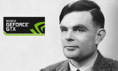 Turing es un núcleo gráfico de NVIDIA para salvar al PC del minado 93