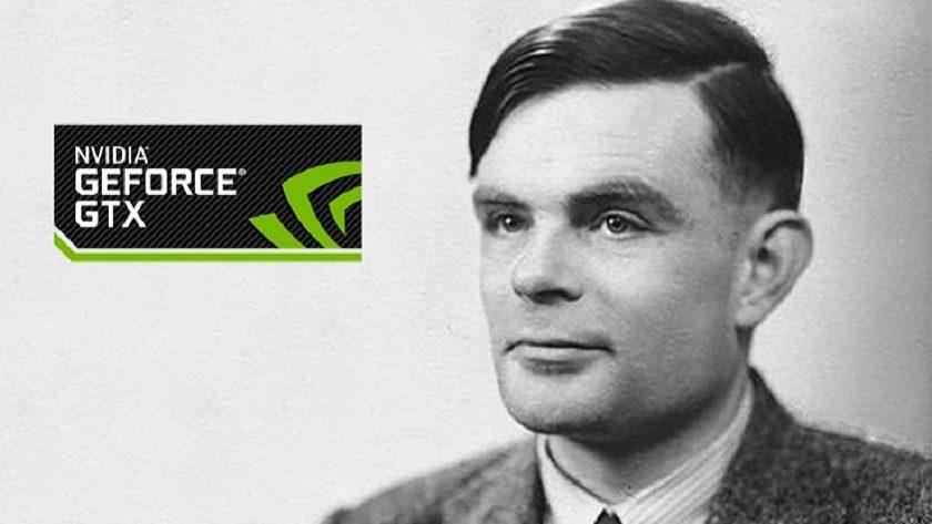 Turing será el nombre de la próxima arquitectura de NVIDIA