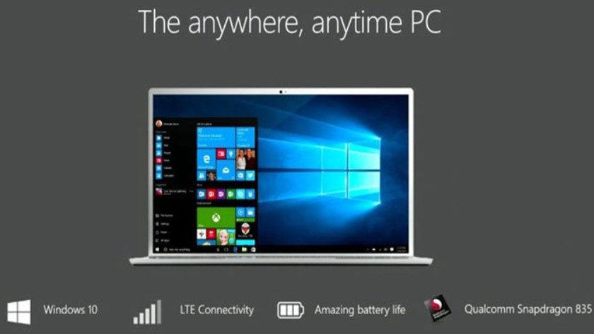 Windows 10 sobre ARM Dell