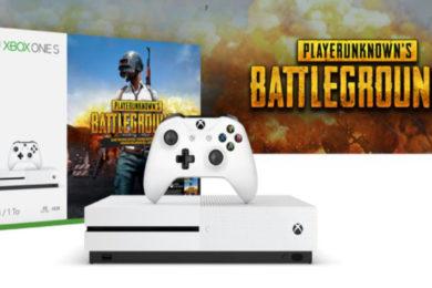 Microsoft comercializa nueva Xbox One S con PUBG