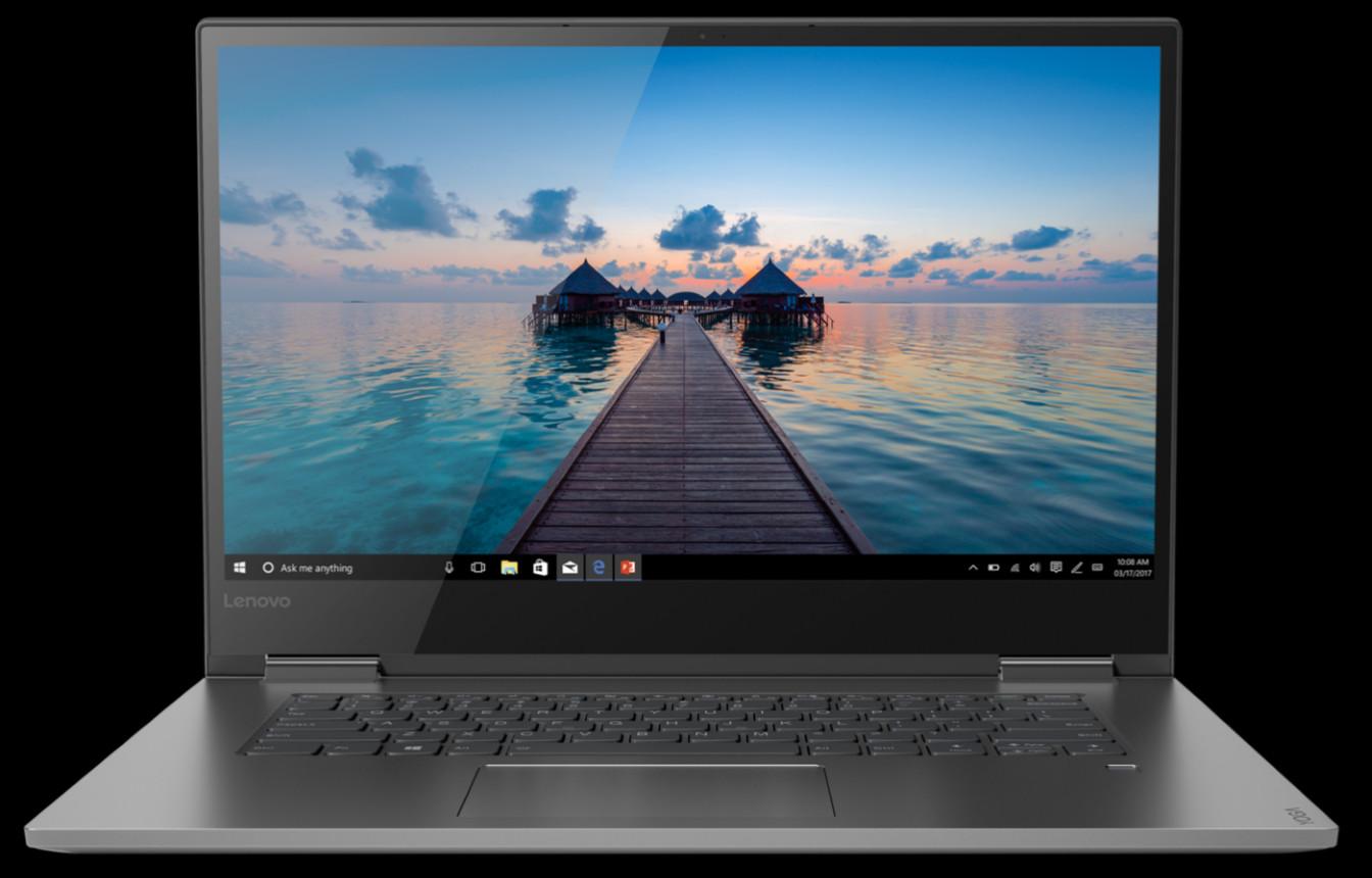 Lenovo anuncia el convertible Yoga 730 30