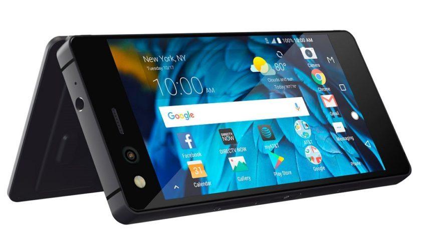 ZTE trae a España el AXON M, plegable con doble pantalla