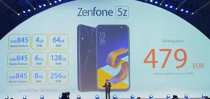ASUS sorprende con las prestaciones y precio del ZenFone 5Z 38