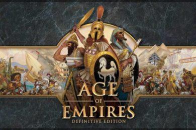 Age of Empires: Definitive Edition llega con problemas