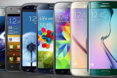 Smartphones y capacidad de almacenamiento; así han evolucionado