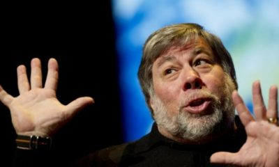 Roban siete Bitcoins a Steve Wozniak, el co-fundador de Apple 34