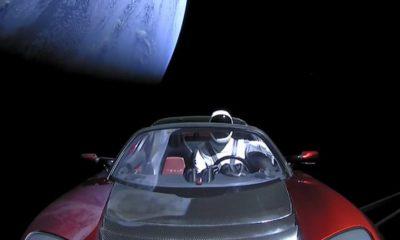 """El Tesla que lanzó SpaceX acabará """"chocando"""" con Venus o con la Tierra 71"""