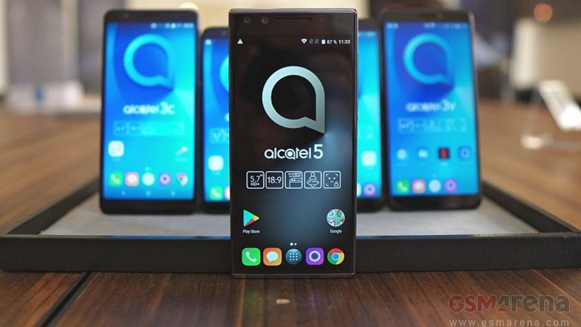 Un repaso a las novedades de Alcatel en el MWC 2018 30
