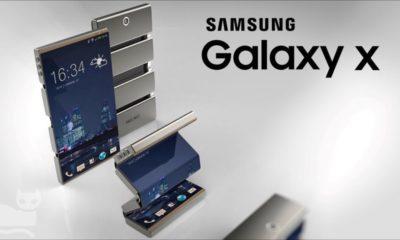Samsung podría abandonar la marca Galaxy S en favor de Galaxy X 68