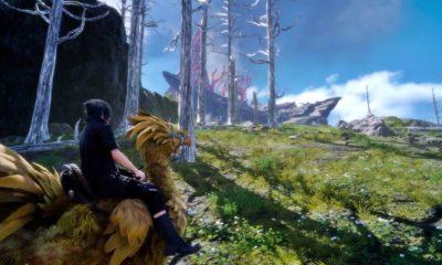 Disponible la demo de Final Fantasy XV para PC; pon a prueba tu equipo 56