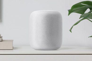 El HomePod deja marcas en algunas superficies de madera, Apple avisó en el manual