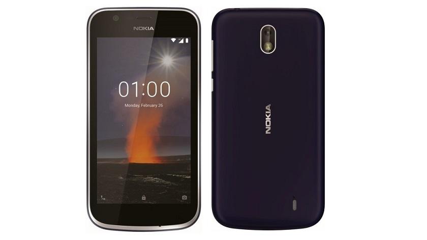 El Nokia 1 obtiene la certificación de la FCC; un smartphone económico 30