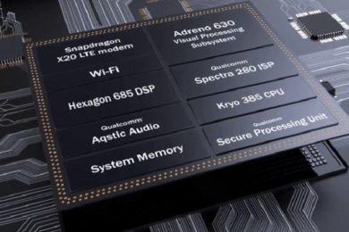 El Snapdragon 845 ofrece mejoras sustanciales frente al Snapdragon 835