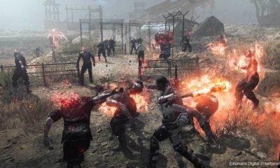 Konami te cobrará 10 dólares por ranura de personaje en Metal Gear Survive 65