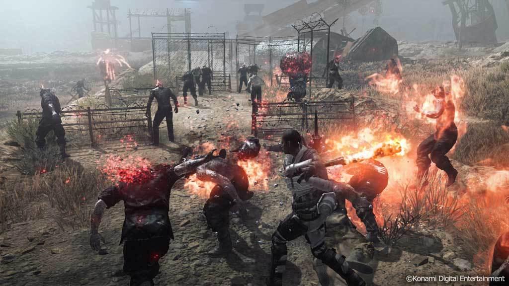 Konami te cobrará 10 dólares por ranura de personaje en Metal Gear Survive 29