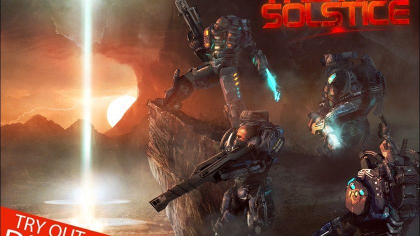 Consigue Gratis The Red Solstice En Steam Un Juego De Estrategia