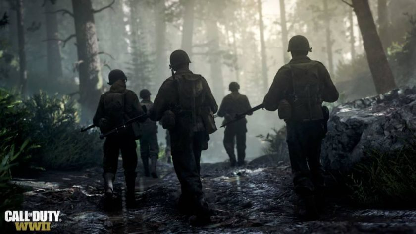 Juega gratis a Call of Duty: WWII este fin de semana en Steam