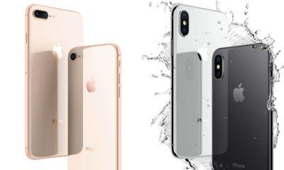Los iPhone 8, iPhone 8 Plus y iPhone X no tendrán problemas con las baterías 63