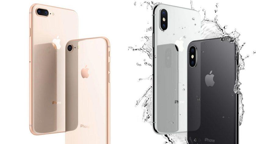 Los iPhone 8, iPhone 8 Plus y iPhone X no tendrán problemas con las baterías