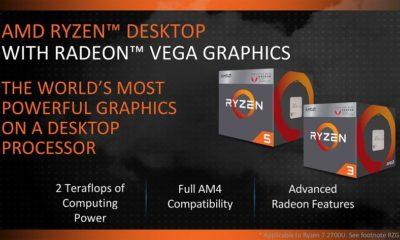 El kit de arranque de AMD para los Ryzen 2000 incluye una APU A6-9500 139