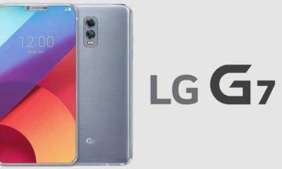 El lanzamiento del LG G7 se producirá en junio de este año 31
