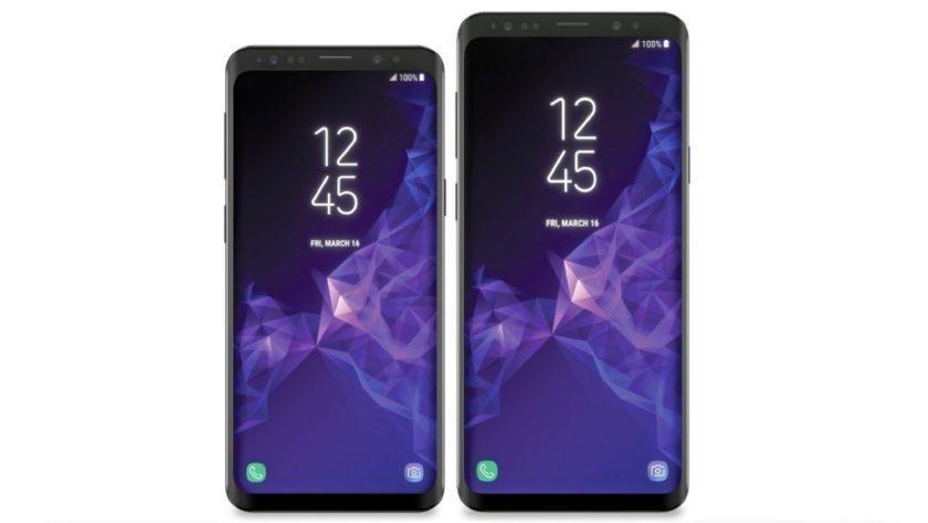 Samsung publica los primeros téasers de los Galaxy S9 y Galaxy S9+