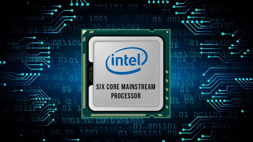 Nuevos procesadores Core 8000 para portátiles con seis núcleos en abril 29