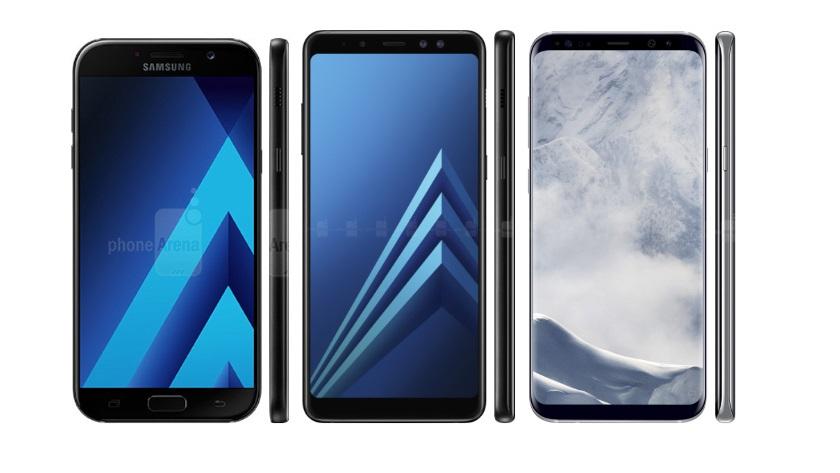 Samsung llevará la pantalla infinita a sus terminales de gama media 30