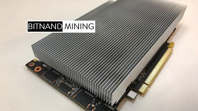BITNAND presenta GTX 1060 optimizada para minado de criptodivisas 29