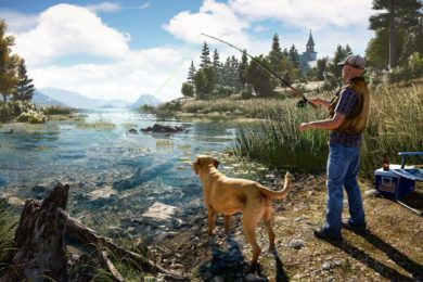 El pase de temporada de Far Cry 5 viene con Far Cry 3 de regalo