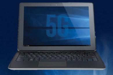 Intel promete portátiles 5G en 2019