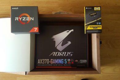 Baja el precio de los procesadores Ryzen 1000 de AMD
