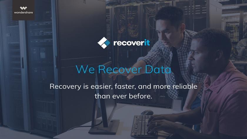 Recoverit, una gran solución para recuperar datos borrados en Windows y Mac
