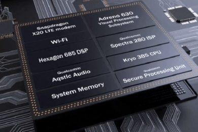 Especificaciones completas y rendimiento del Snapdragon 845 de Qualcomm