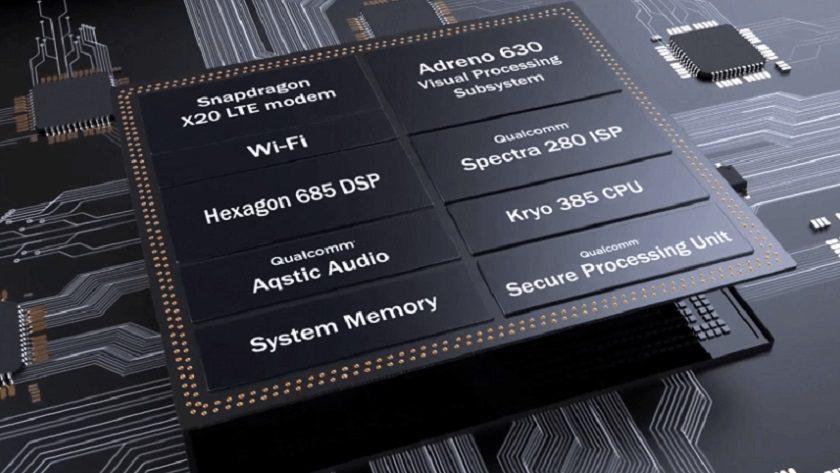 Especificaciones completas y rendimiento del Snapdragon 845 de Qualcomm 30