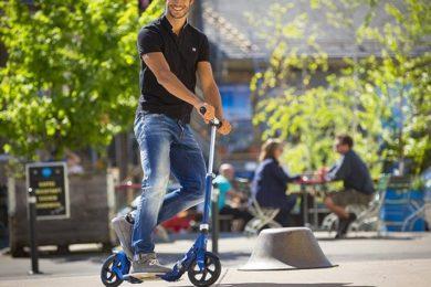 Archos anuncia la primera scooter potenciada por Android; precio
