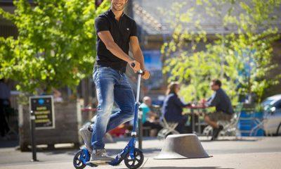 Archos anuncia la primera scooter potenciada por Android; precio 31