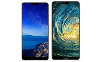 Filtradas imágenes de prensa de los Huawei P20 y P20 Plus 85