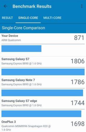 Xiaomi Redmi 5 Plus, análisis 33