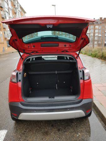 Opel Crossland X, destinos 46