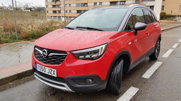 Opel Crossland X, destinos 34