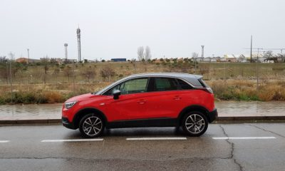 Opel Crossland X, destinos 170